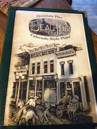 Idaho Springs, CO: Menu