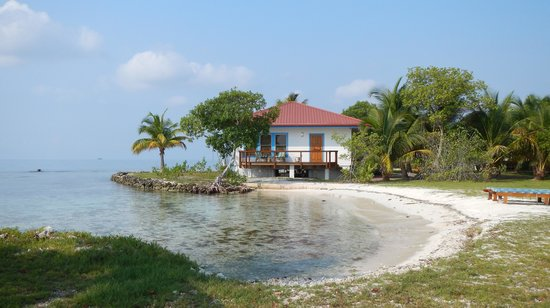Hatchet Caye Resort: Room 7
