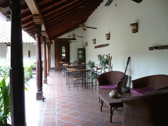 Hotel Patio del Malinche: Nice place