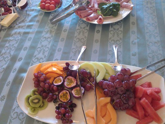 Mount Tamborine, Australia: Healthy breakfasts