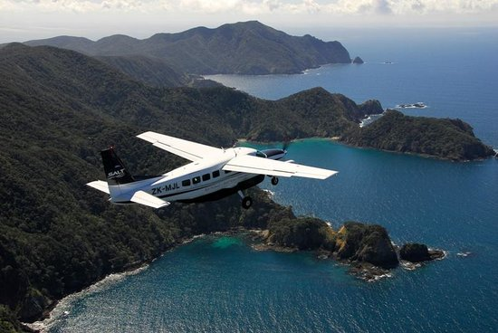 Paihia, Nueva Zelanda: Salt Air Cape Reinga Fly/Drive Tour