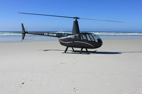 Paihia, Nueva Zelanda: Bay of Islands and Northland Helicopter scenic flights