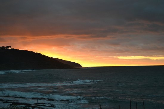 Port Campbell, Australie : sunrise 