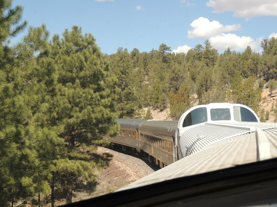 Williams, AZ: Grand Canyon Railroad