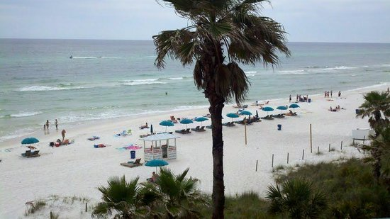 Days Inn Panama City Beach/Ocean Front: From the balcony