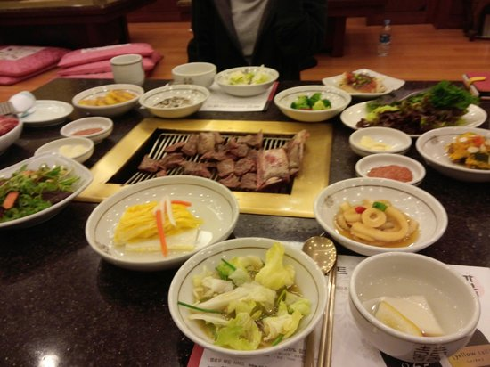 Suwon, Sdkorea: food