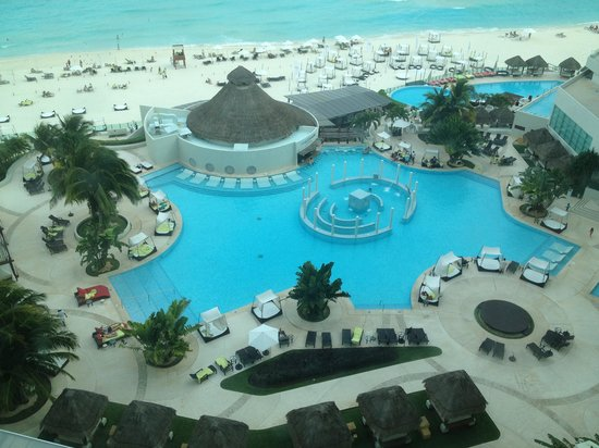 ME Cancun: View from the room