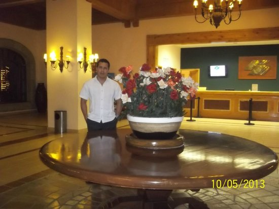 Royal Solaris Los Cabos: lobby