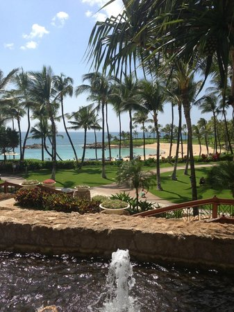 Marriott's Ko Olina Beach Club: cove #4