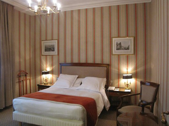 Hotel Franklin D. Roosevelt: Bedroom