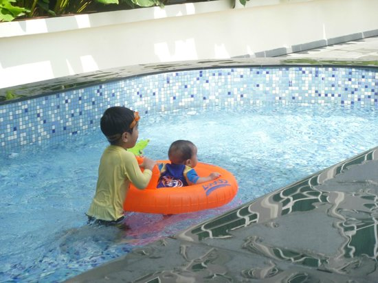Hatten Hotel Melaka: Kids Pool