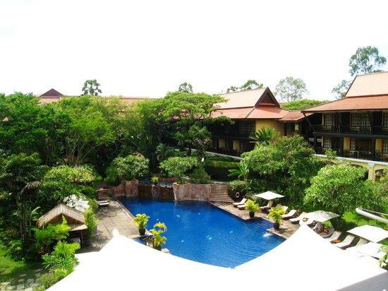 Victoria Angkor Resort &amp; Spa: Pool