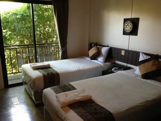 alojamientos bed and breakfasts en Tha Muang 