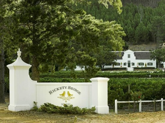 Photo of Rickety Bridge Country House Franschhoek