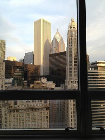 Trump International Hotel & Tower Chicago: vistas desde hotel