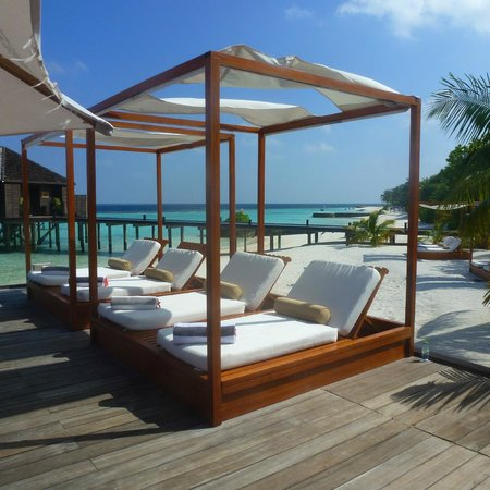 Lily Beach Resort &amp; Spa: plage