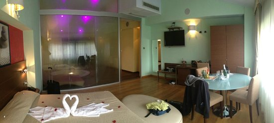 Lovere, Italie : Royal Suite Spa 