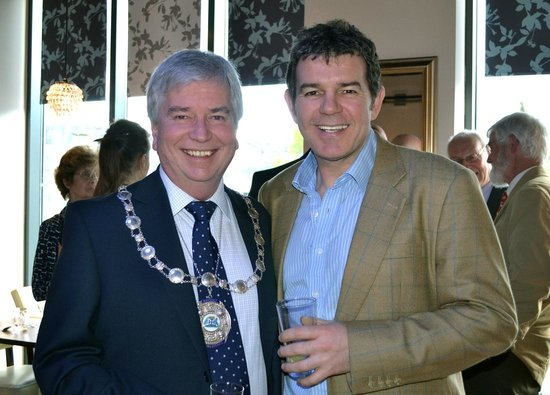 Dunblane, UK: Lord Provost