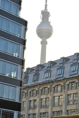 Hotel Alexander Plaza Berlin