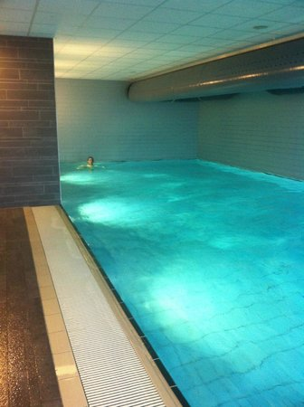 WestCord Fashion Hotel Amsterdam: piscine