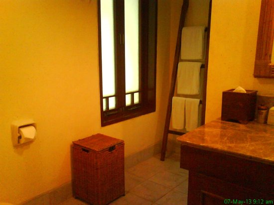 El Nido Resorts Lagen Island: Bathroom