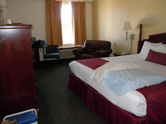 Savannah House Hotel: King room