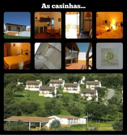 Portalegre, Portugal: Our tiny houses, called