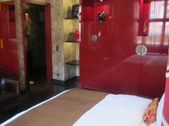Buddha-Bar Hotel Prague: Guestroom