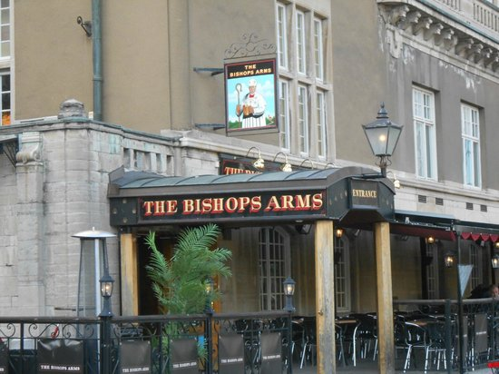 Vsters, Svezia: The Bishop&#39;s Arms