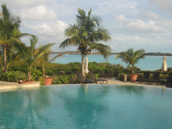 Grand Isle Resort & Spa: Pool deck