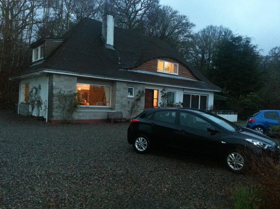 The Braes Guest House: The Braes Gues House @Night