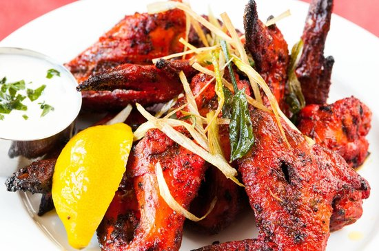 Labrador, Австралия: Tandoori Wings 3 for $4.99