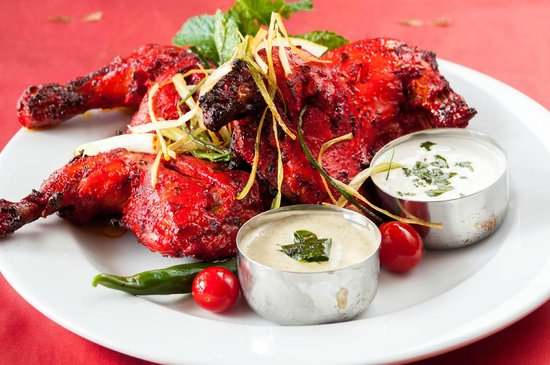Labrador, Australia: Full Tandoori Chicken $13.99