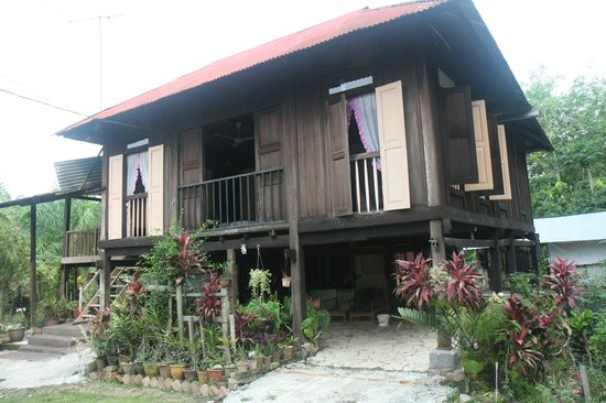 Traditional Wooden Malaysian House Picture Of Kuala