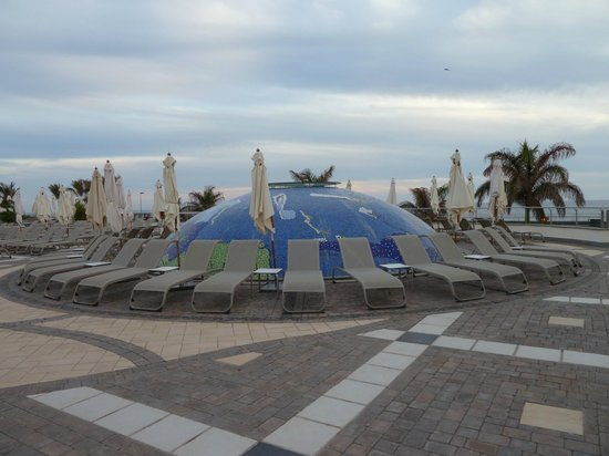 Lopesan Villa Del Conde Resort And Thalasso: Poolbereich