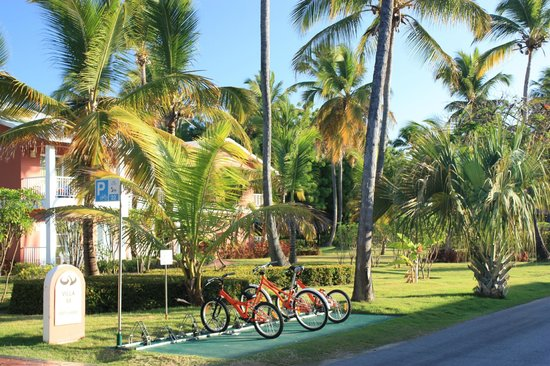 Grand Palladium Punta Cana Resort & Spa: Gelände