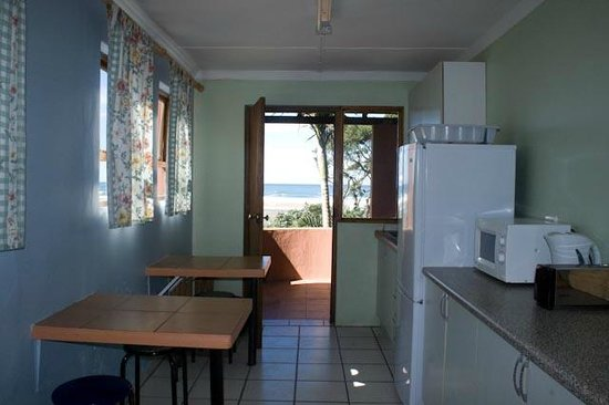 Port St Johns, South Africa: Kitchenette