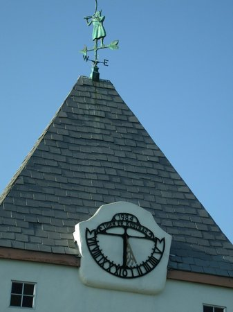 Solvang, CA: Clock tower :)