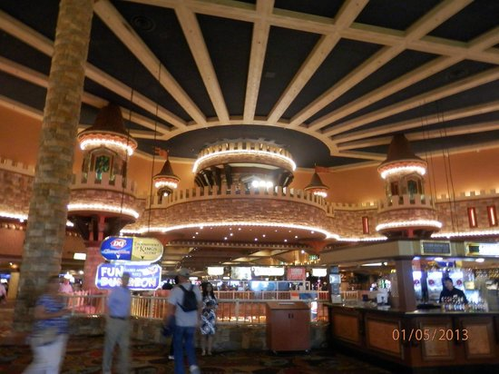 Excalibur Hotel &amp; Casino: Inside The Excalibur