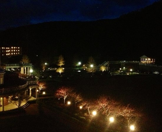 Peaceful feeling at the Bedford Springs Resort