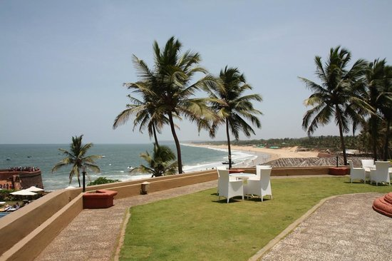 Vivanta by Taj - Fort Aguada, Goa: View from Lobby