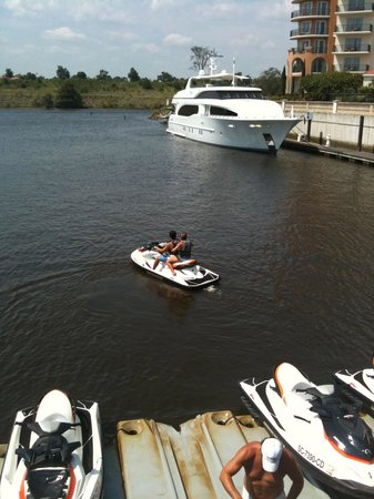 Marina Inn at Grande Dunes: Jet Ski rentals from the Marina