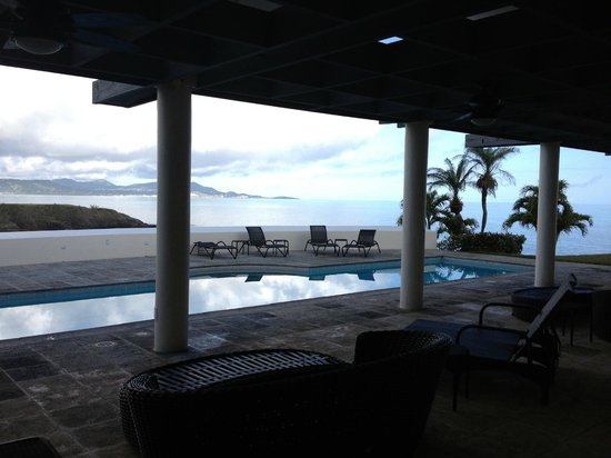The Buccaneer -- St Croix: One of the many views from the beach house