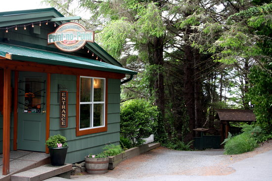 Sooke, Canada: Point No Point Restaurant