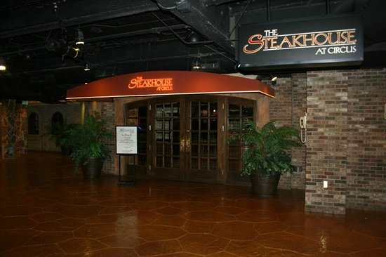 Circus Circus Hotel and Casino-Reno: The Steakhouse at Circus