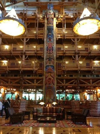 Disney&#39;s Wilderness Lodge 