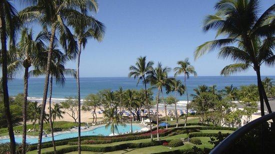 Hapuna Beach Prince Hotel: Just one of the beautiful views from Hapuna Prince Resort
