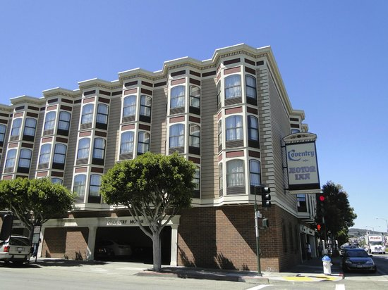 301 moved permanently for Coventry motor inn san francisco