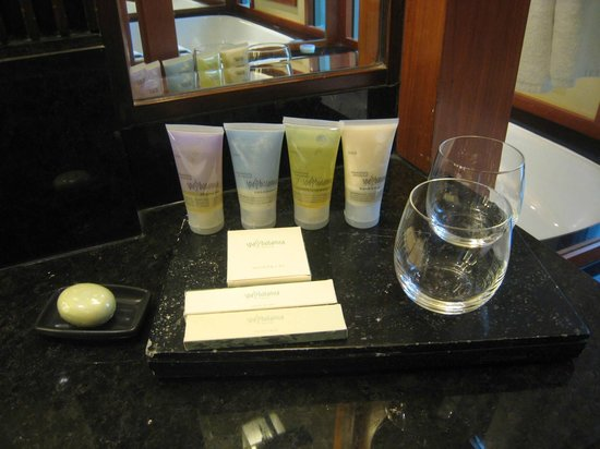 The Sentosa, A Beaufort Hotel: Nice toiletries
