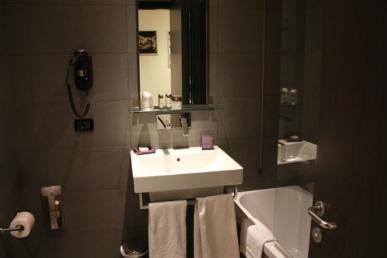 Imperium Suite Navona: Bathroom - Piazza di spagna